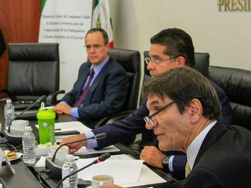 Comisión de Relaciones Exteriores 14/sep/17