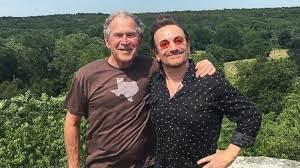 Bush/Bono2