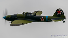 Ze @FlyingHeritage Il-2 in Widescreen