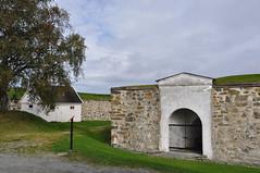 Kristiansten festning / fortress / fästning