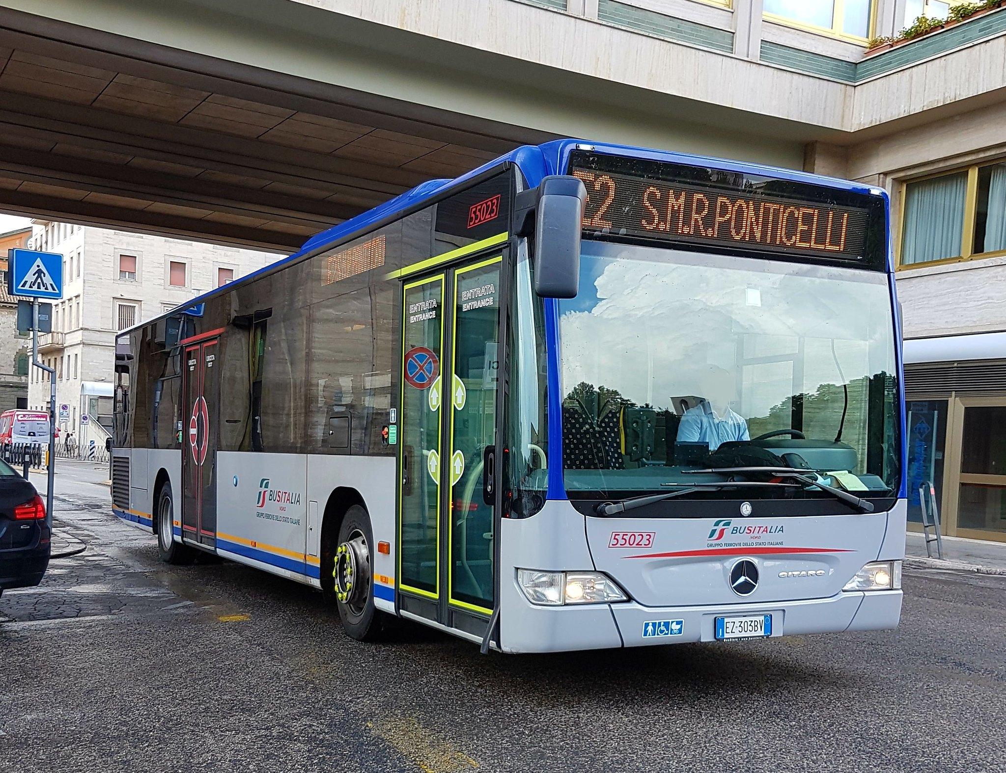 Busitalia umbria ex umbria mobilit pagina 70 for Umbria mobilita