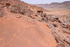Twyfelfontein, Kunene Region, Namibia