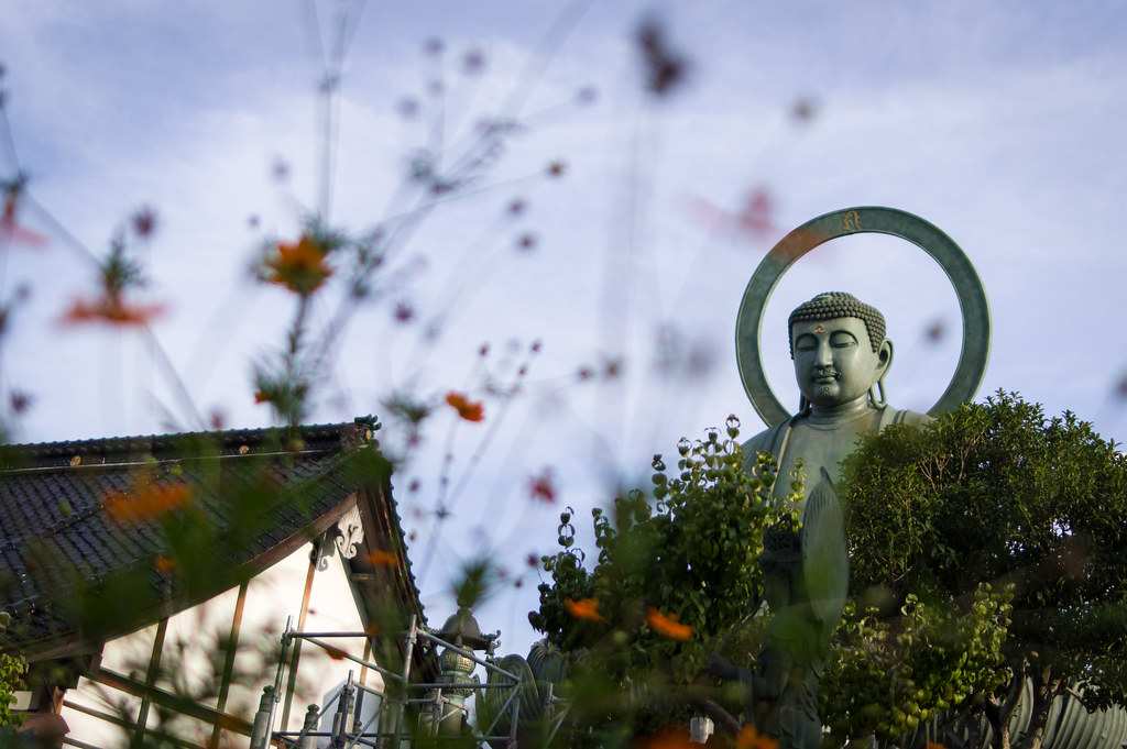 Big buddha in Toyama