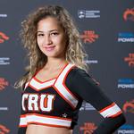 Dinara Yessimzhanova, WolfPack Cheerleading Team