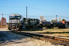 NS 6778   EMD SD60M   CN Memphis Subdivision