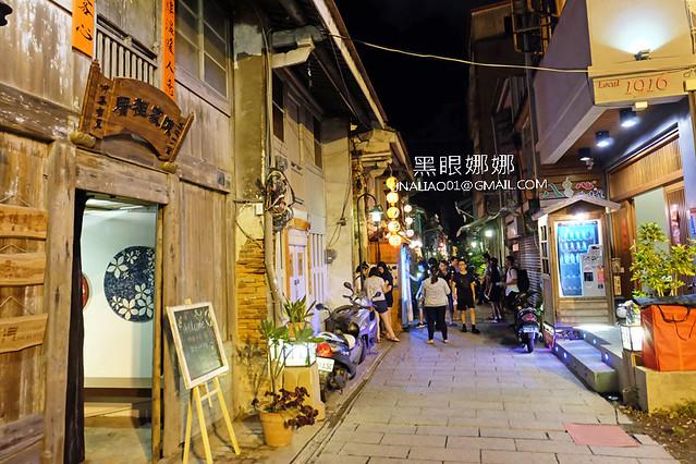 台南景點神農街