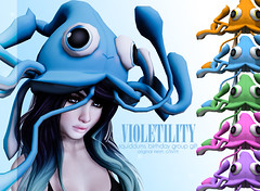 Violetility - Squiddums