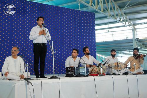 Devotional song by Vivek Dhingra from Ranibagh, Delhi