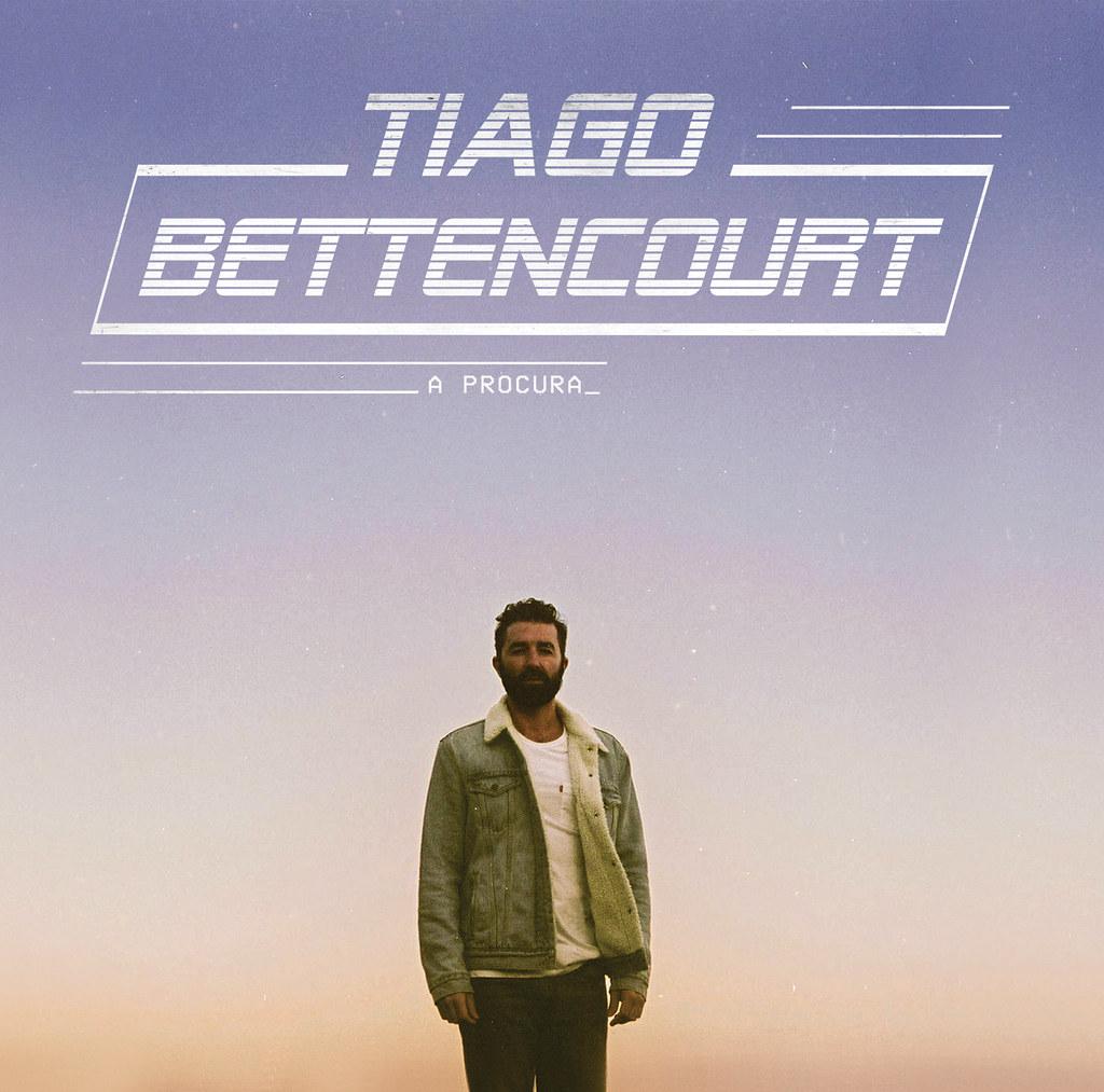 Tiago Bettencourt - A PROCURA_ Cover