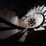 Hurst Castle Stairs