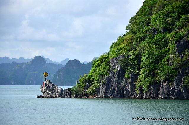 halfwhiteboy - halong bay cruise 30