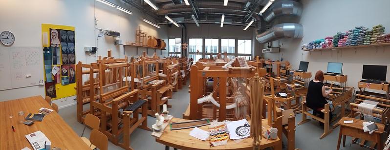 Konstfack school, Stockholm, Sweden https://www.konstfack.se