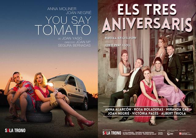 aniversaris & tomato