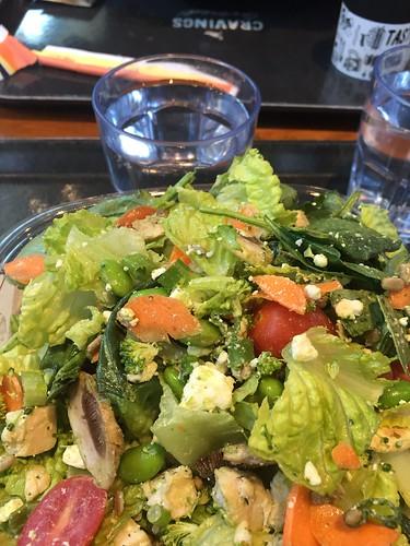 Amping up veggies