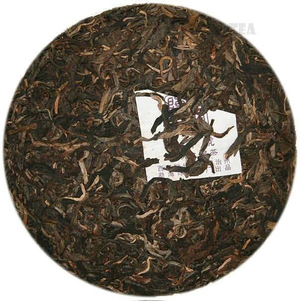 Free Shipping 2008 CHEN SHENG HAO BuLangDaShuCha Beeng Cake Bing 400g YunNan MengHai Organic Pu'er Raw Tea Sheng Cha Price Range $ 339.99-539