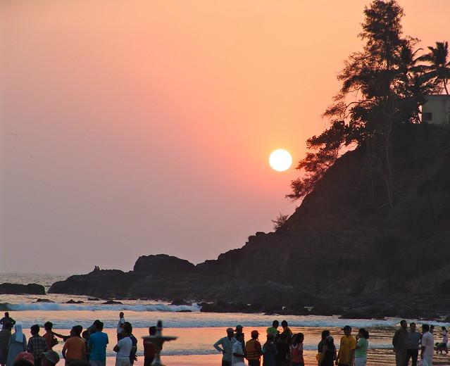 india,goa,baga beach, Sony DSC-F828
