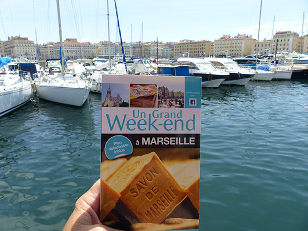 un grand week end à Marseille