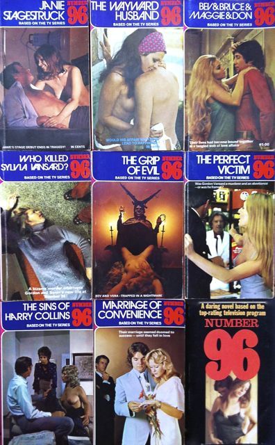 Number 96 novelisations