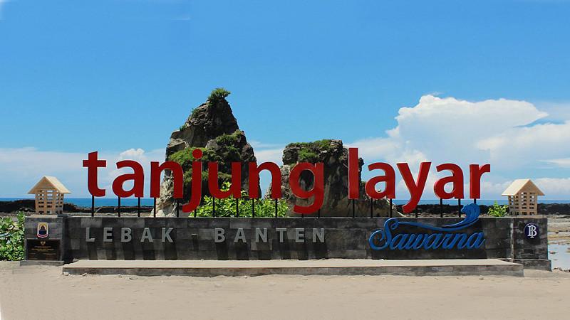 Wisata Tanjung Layar Sawarna