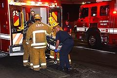 Sherman Oaks Collision Sends Three to the Hospital