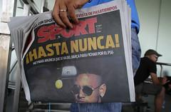 Fichaje de Neymar confronta a las ligas española y francesa de futbol