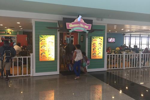 31 - Restaurant/Bar Mango's Village - Puerto Plata Airport