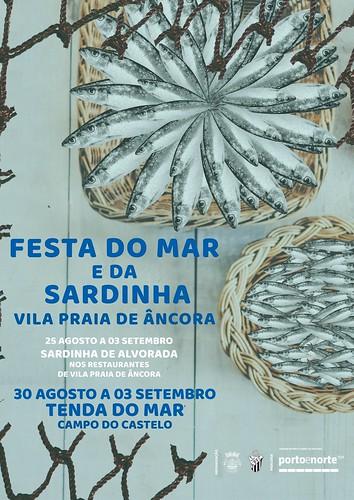 festa do mar e da sardinha