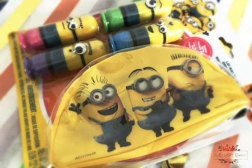 despicable me 3 lip gloss