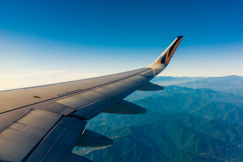 Birdview On tigerair