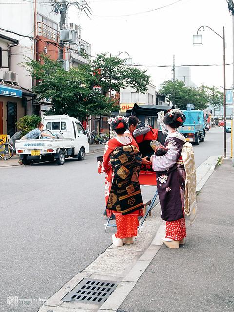 十年,京都四季 | 卷一 | 啟程 | 13