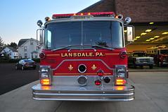 Fairmount Fire Company Engine 14
