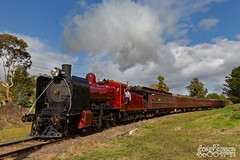 Steamrail Maldon Weekender