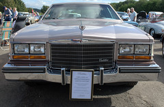 Classic Cadillac at Botany Bay Chorley