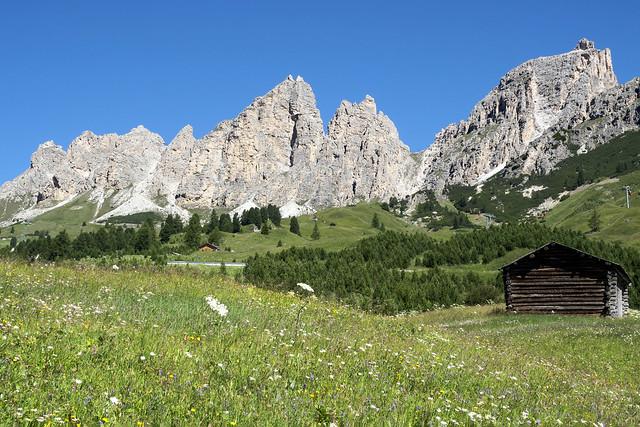 Trentino - Alto Adige (Italy) - Passo Gardena Grödner Joch