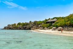 Playa Kalki beach Westpunt Curacao