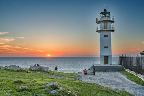 Faro Cabo Touriñán -  Copyright Xulio Barreiro