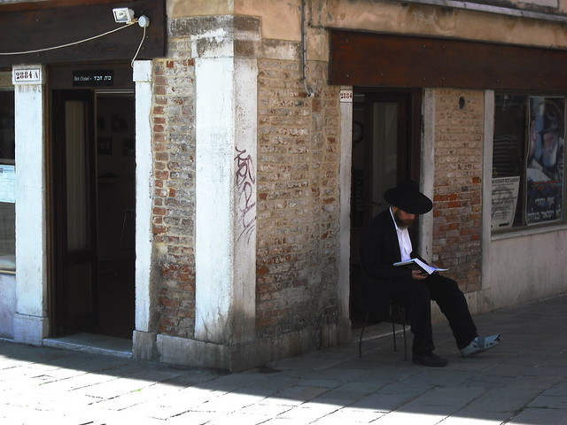 ghetto ebraico venezia