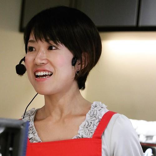 管理栄養士、フードコーディネーターの柴田真希先生 #オールブランアンバサダー