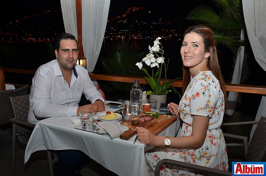 Hasan Aydıncı, Pınar Ceylan