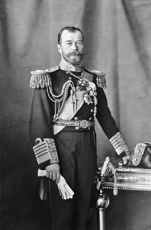 Nicholas II by Boissonnas and Eggler, circa 1909