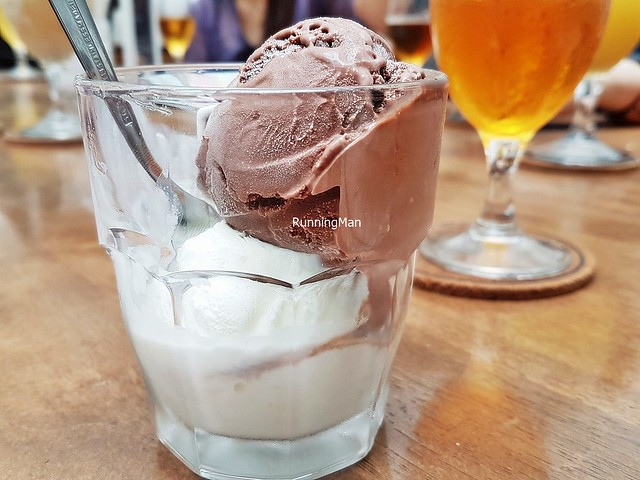 Plain Jane Gelato - Coconut Cream, Dark Chocolate