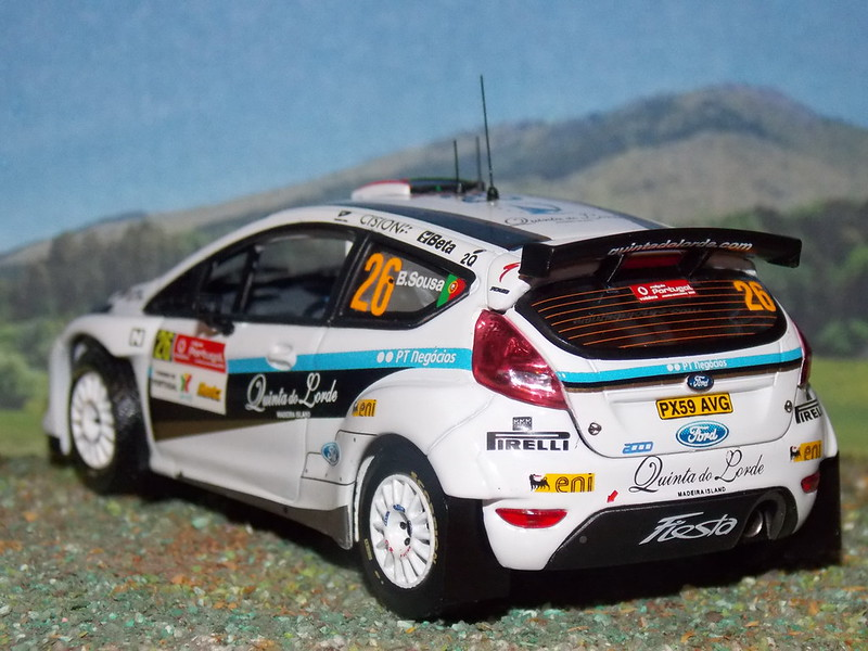 Ford Fiesta S2000 - Portugal 2010