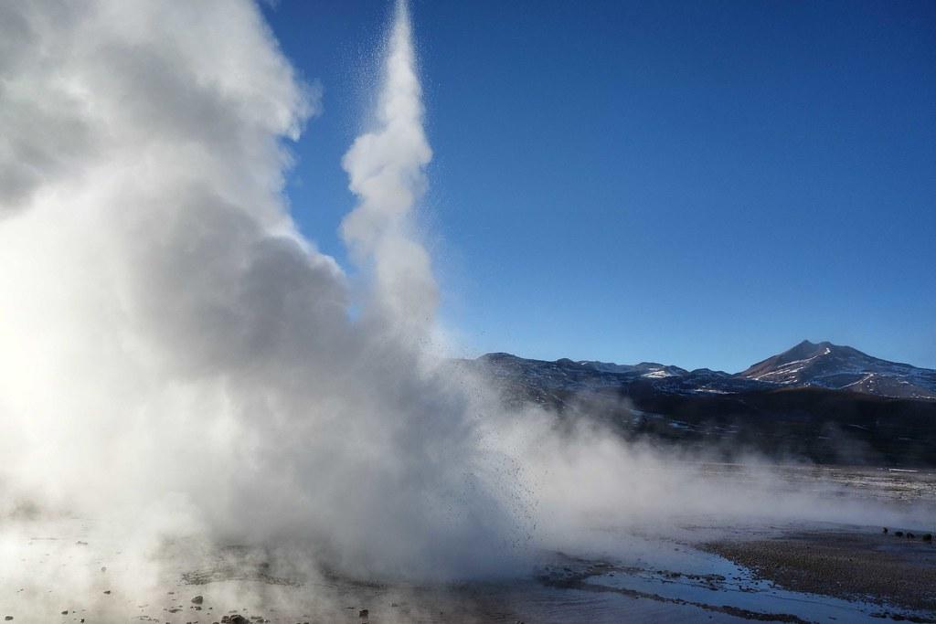 San Pedro Atacama - Geysers del Tatio 1