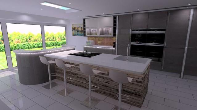 Album U2014 FDA Kitchen Design Student Gallery By Bucks New University