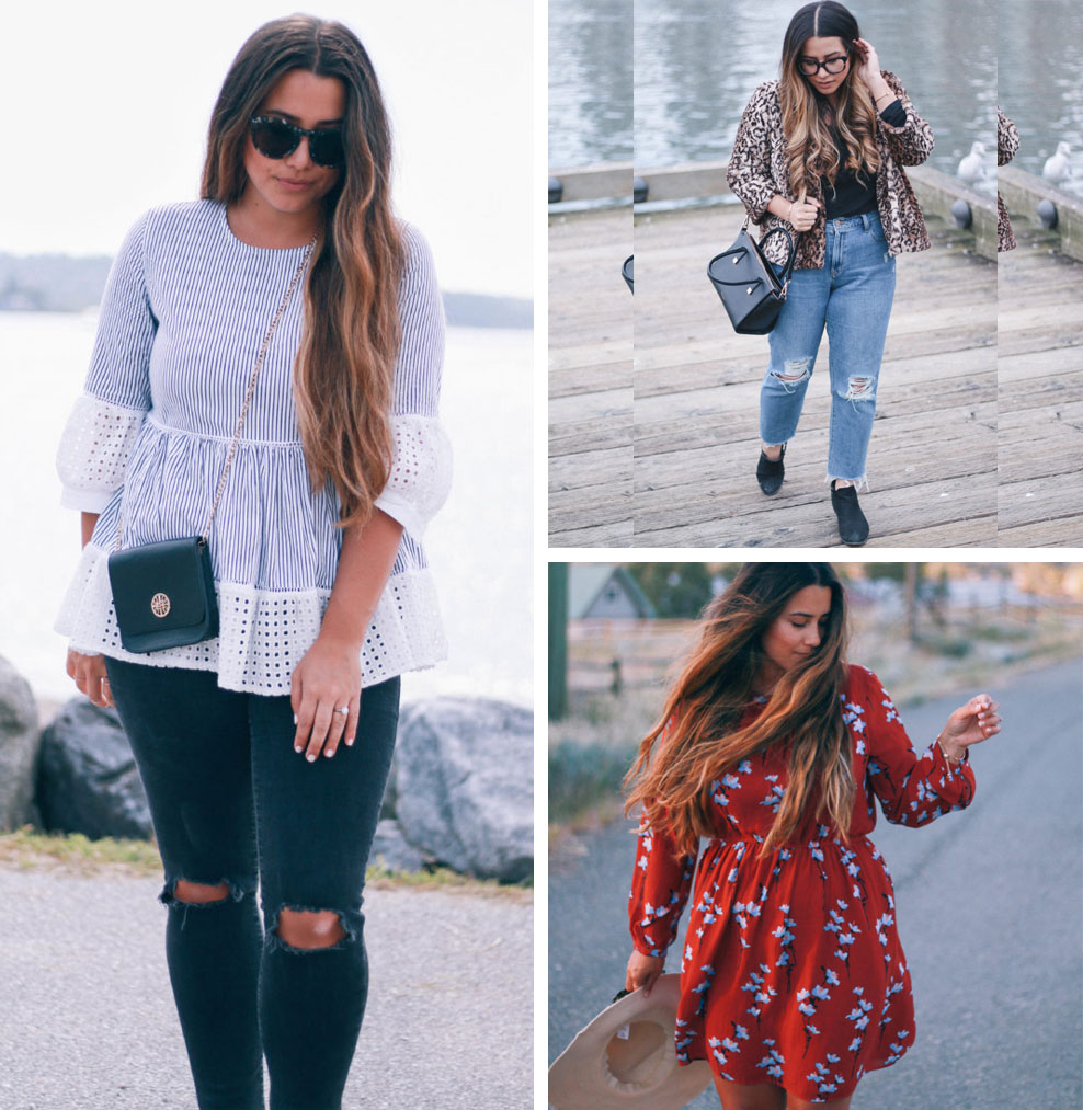 9 Mid-Size Fashion Bloggers (Alicia - Alicia Fashionista)