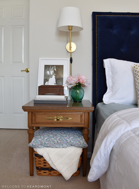 Master Bedroom L Nightstand | Welcome to Heardmont