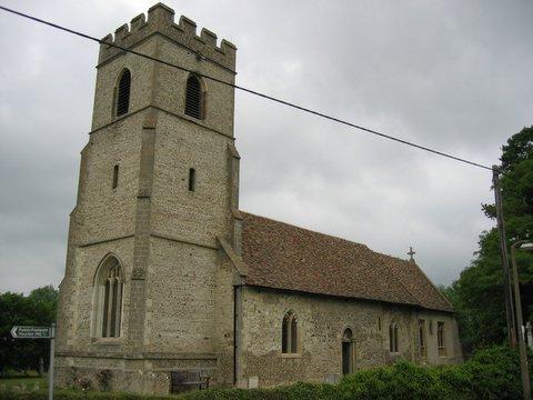 11 parishchurchofallsaintsinhaslingfield