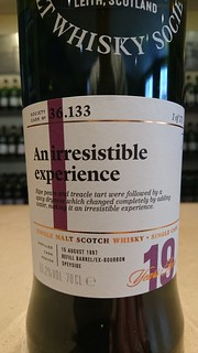 SMWS 36.133 - An irresistible experience