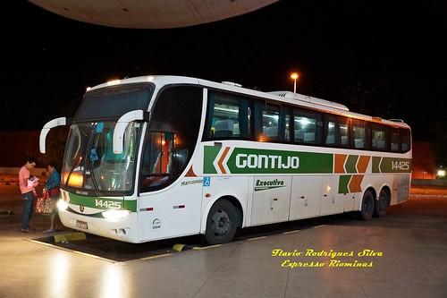 GONTIJO 14425 (S.GERALDO) - RECIFE x PALMAS