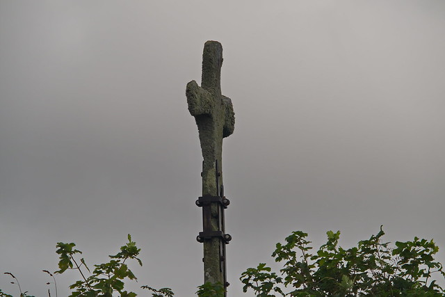 Krosshaugen - stone cross ca.year 1000